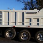 "16' X 54"" X 60"" Dump Body  **High Lift Gate"